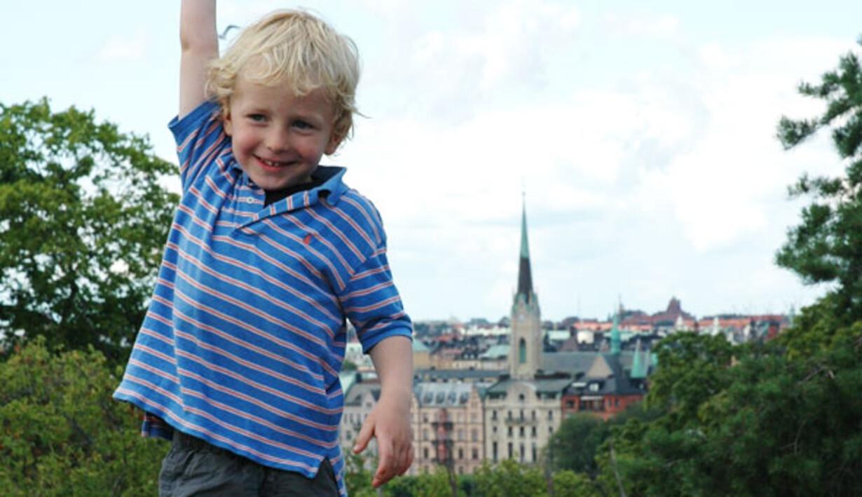 fe024448 Stockholm med småbørn