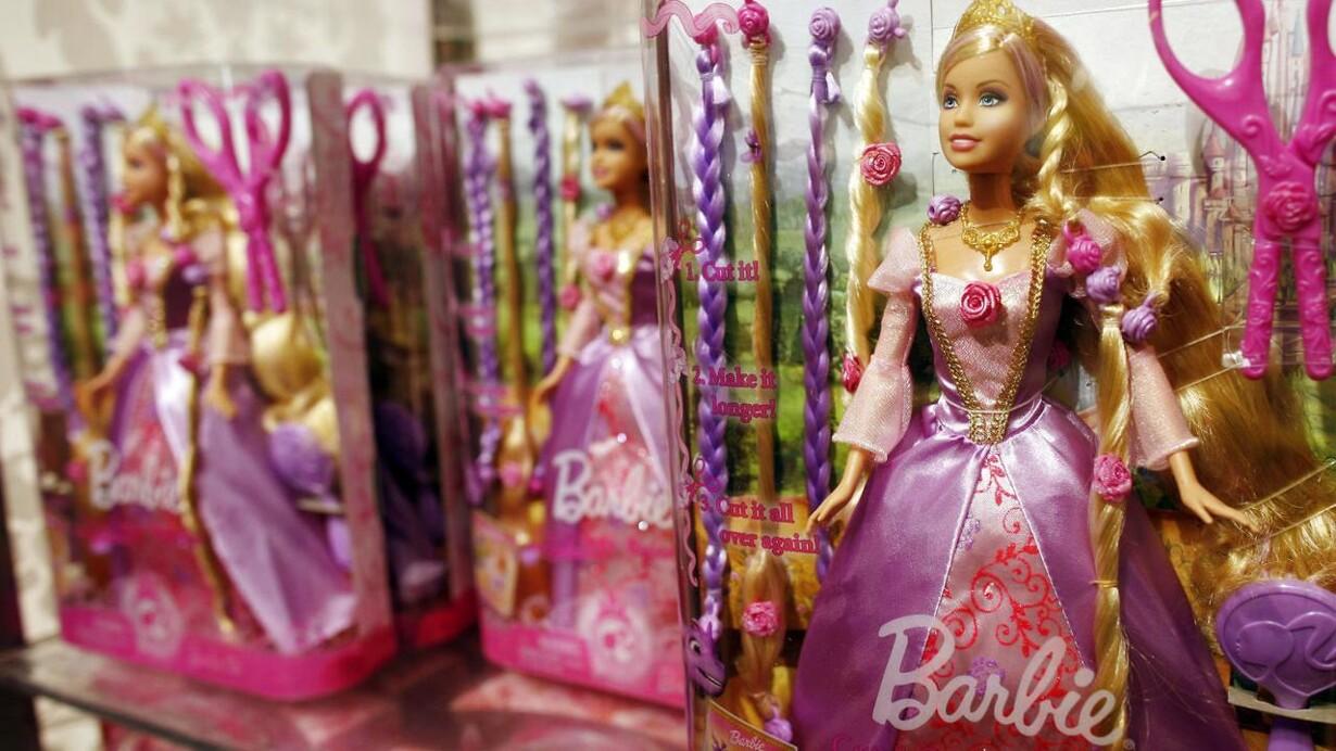 Barbi på dansk