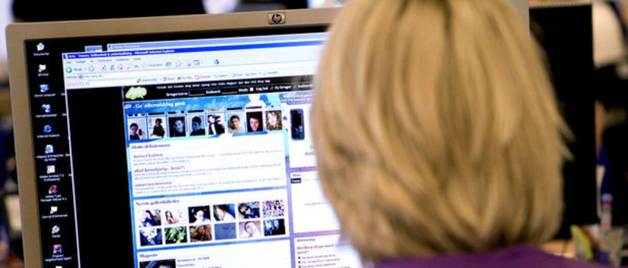 Nyheder online dating farer