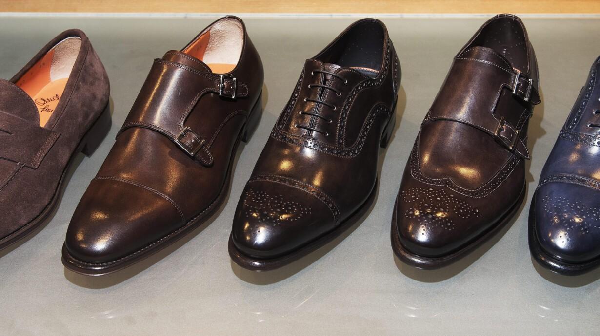 d18f16a226b5 De italienske alternativer er mere elegante i formgivningen og typisk noget  spidsere. Brun fås i mange nuancer og skintyper. Er man til kraftigere  farver
