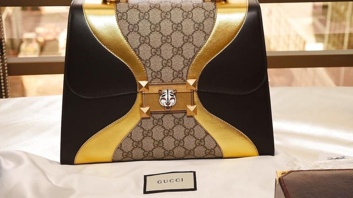 5996689af81 Gucci-ejer banket ned på den franske børs