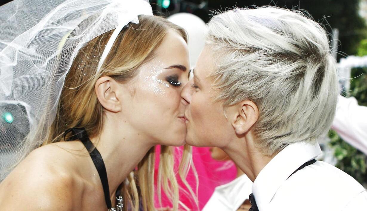 Gamle lesbiske mødre