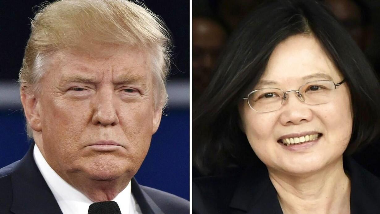3abd38478 Trumps diplomatiske brøler sætter Kina på den anden ende