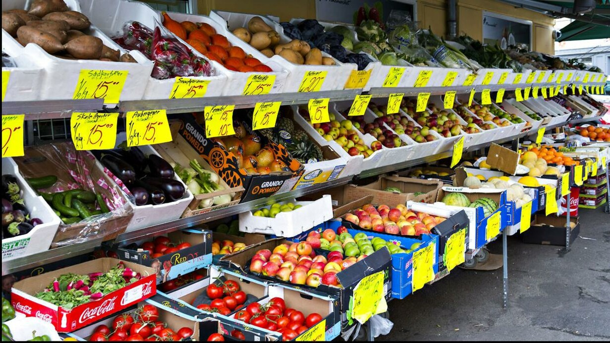 Picture of: Supermarkeder Skjuler Datomaerkning Pa Grontsager
