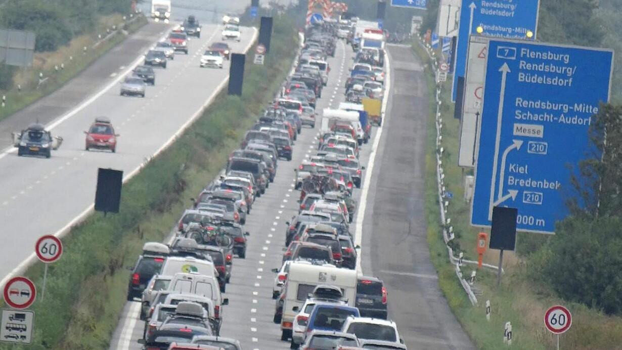 Autobahn For Dummies Begynd Bilferien Her