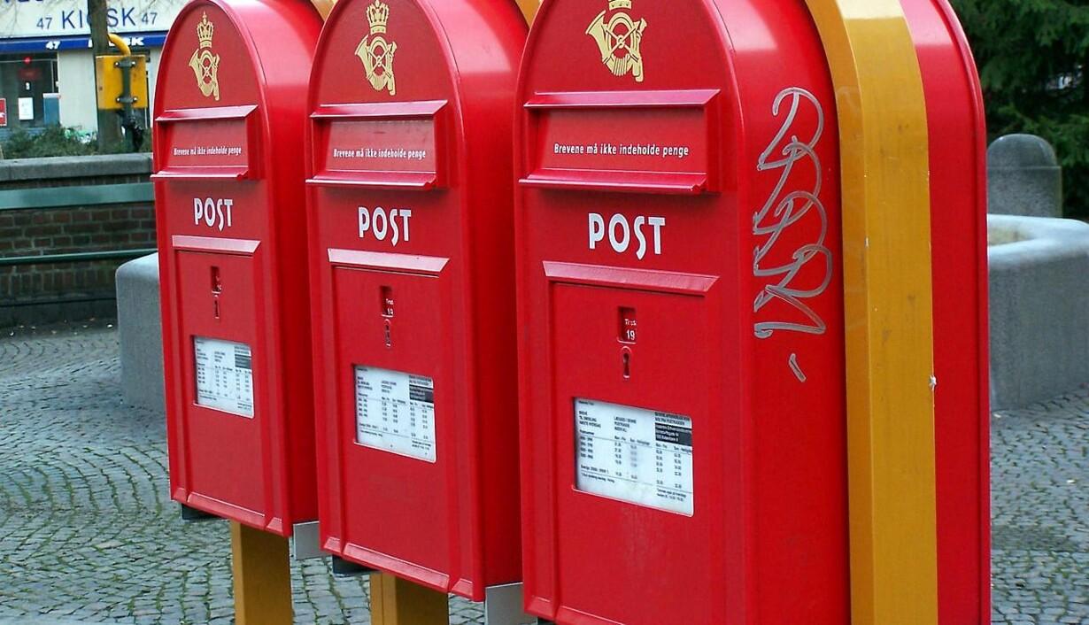 alternativ til post danmark