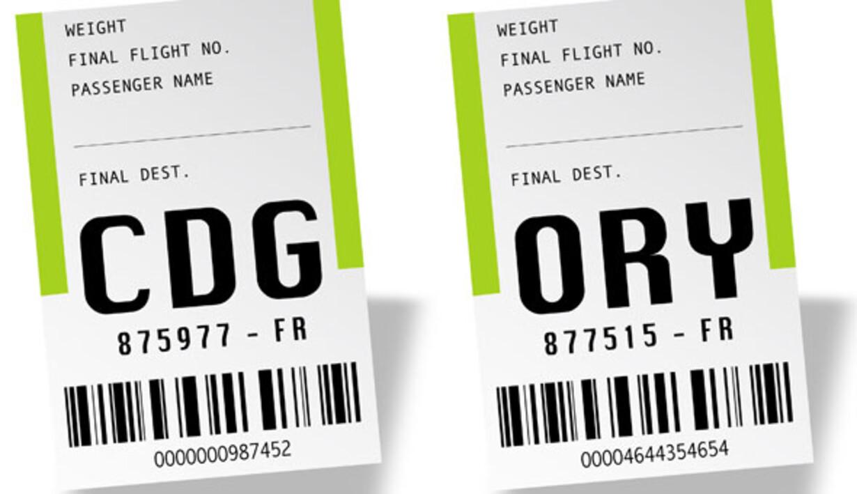 Guide Til Paris Lufthavne