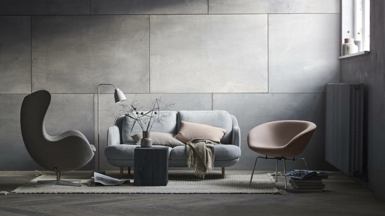 andre arkitekttegnede møbler Glemt Arne Jacobsen møbel ser dagens lys andre arkitekttegnede møbler