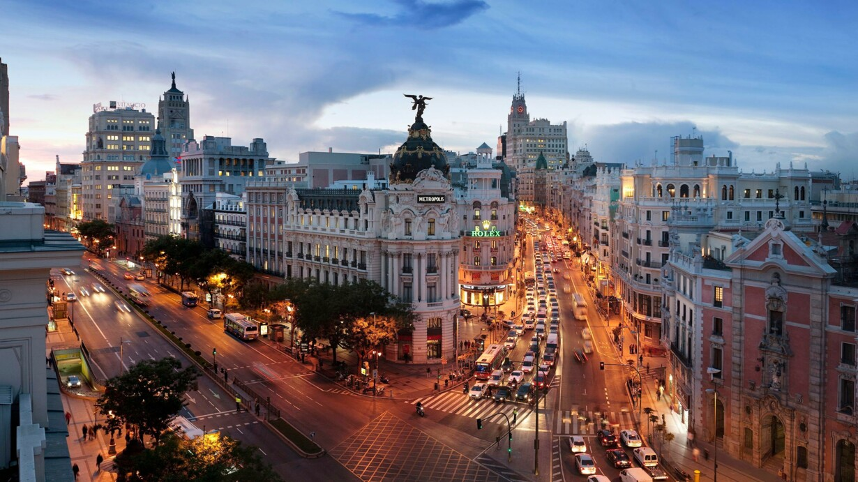 Guide: Storbyferie i Madrid