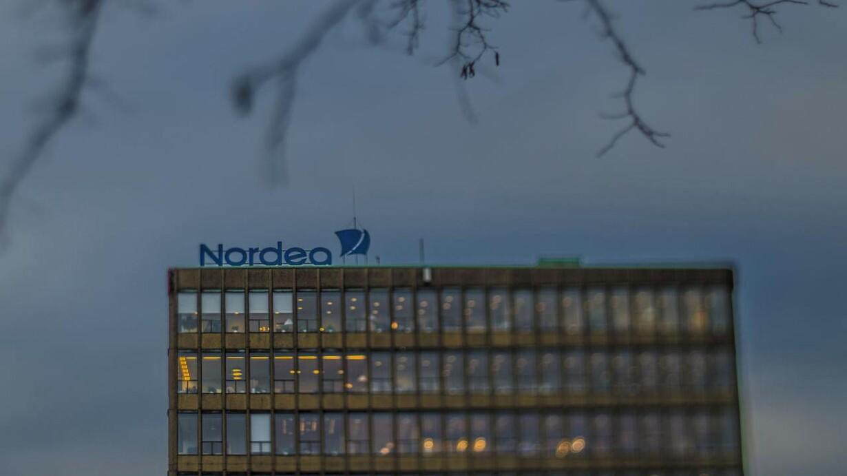 nordea bank haderslev