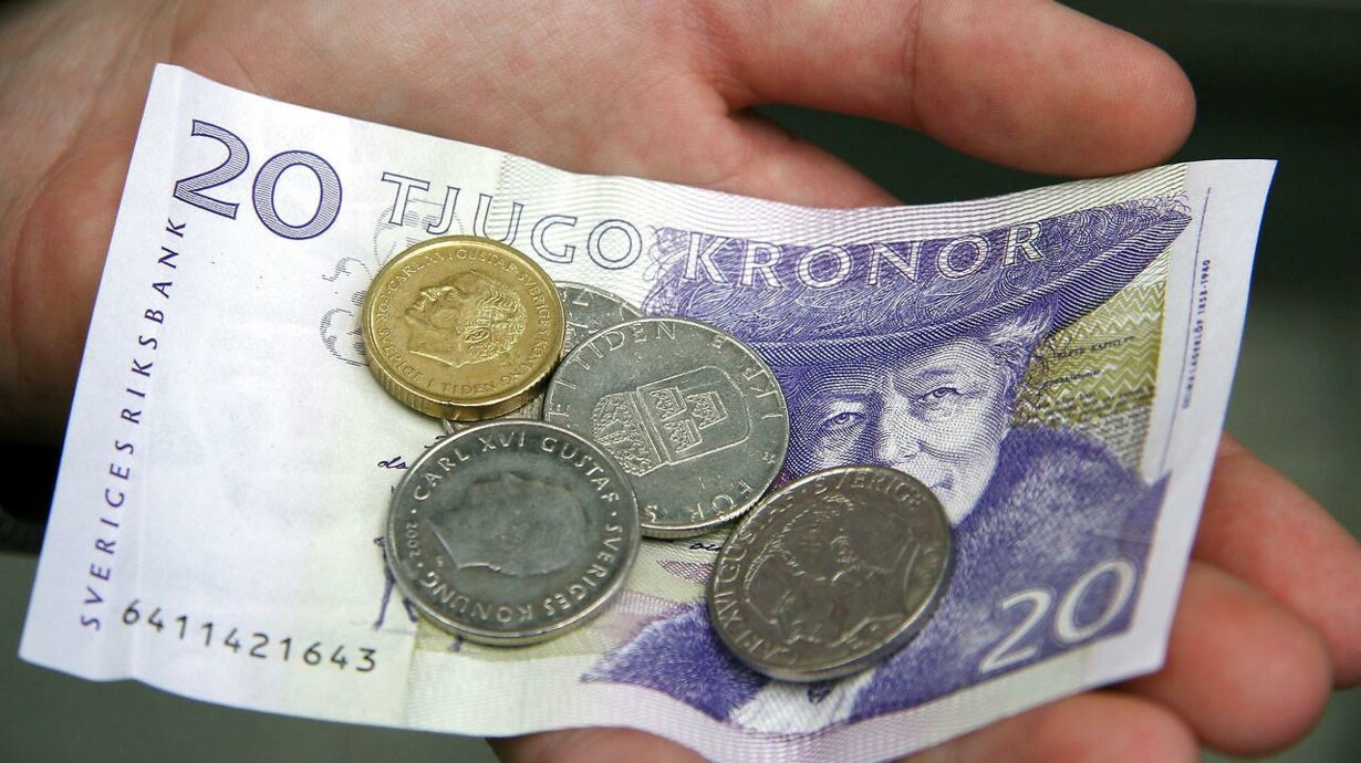 valutakurs norge sverige