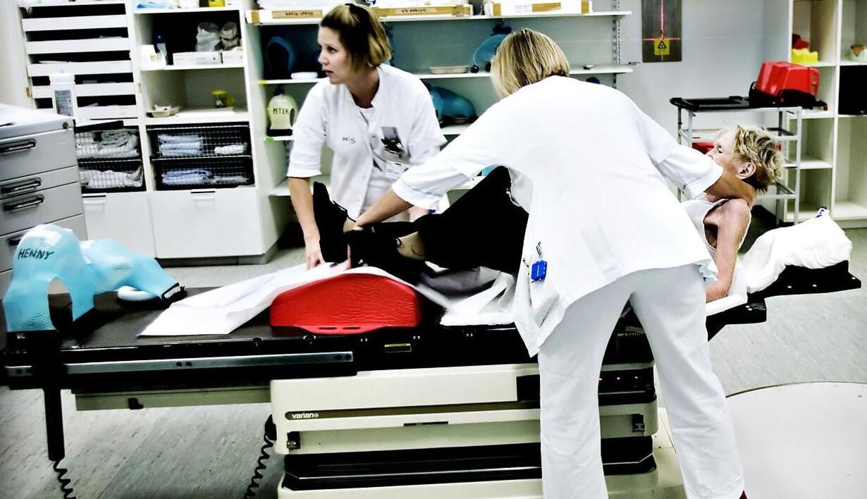 nyuddannet sygeplejerske norge