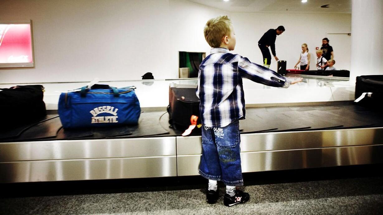 bagage cph lufthavn