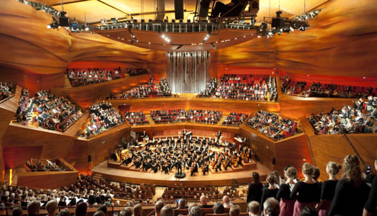 dr byen koncertsal
