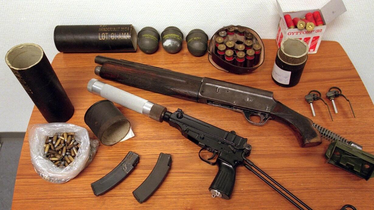 den amerikanske våbenlov
