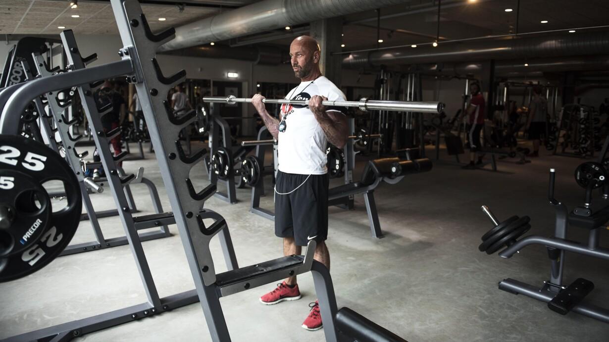 210db3a7c2d Drop de tunge vægte og kvæl musklerne stærke i stedet