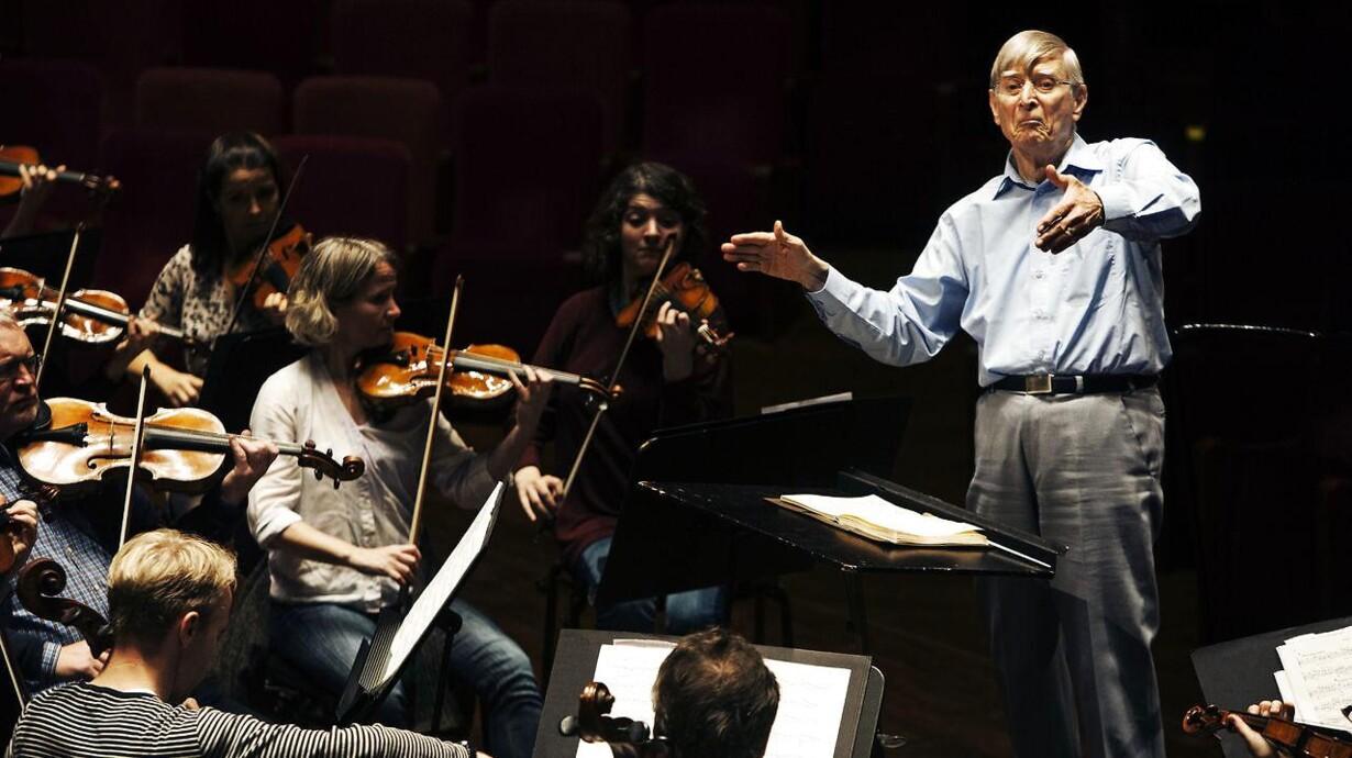 dr koncertsal sjælland symfoniorkester