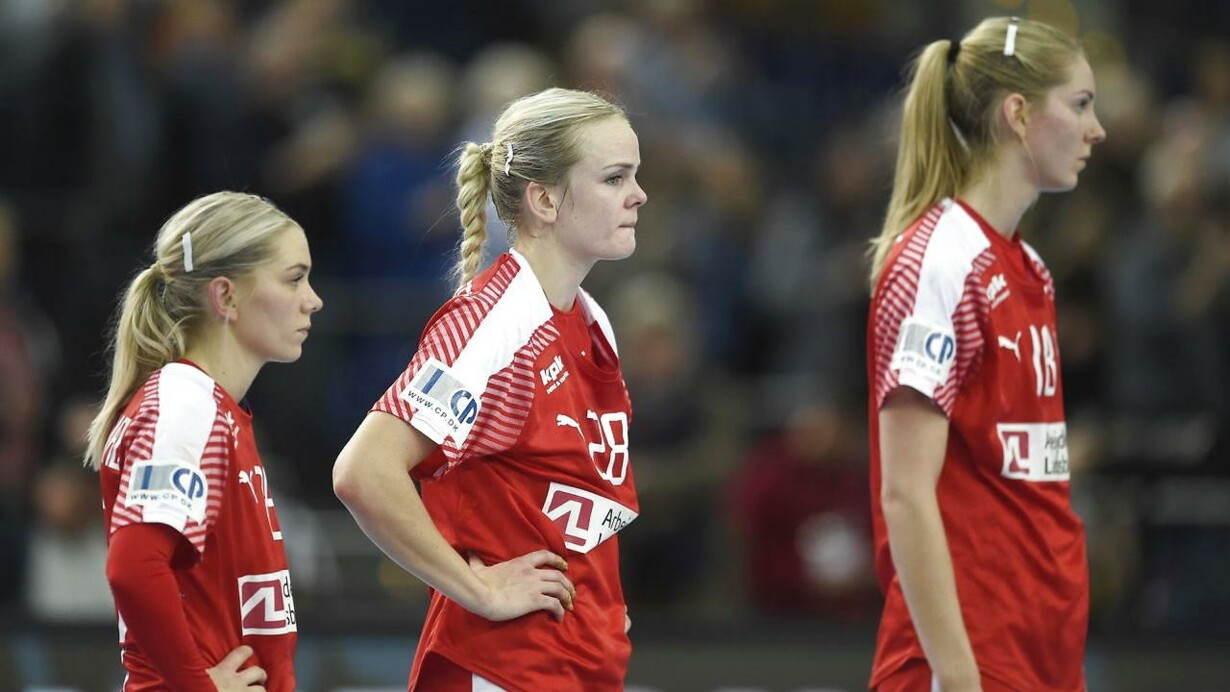 eb28dc052c5 Håndboldkvinderne er ude af VM efter svensk dukkert
