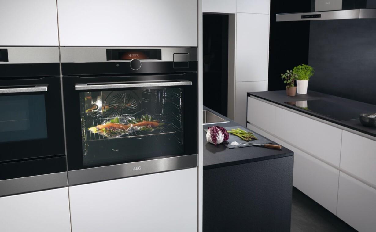 Fantastisk Har du talt med din ovn i dag? Fremtidens køkken er online og klar LE22