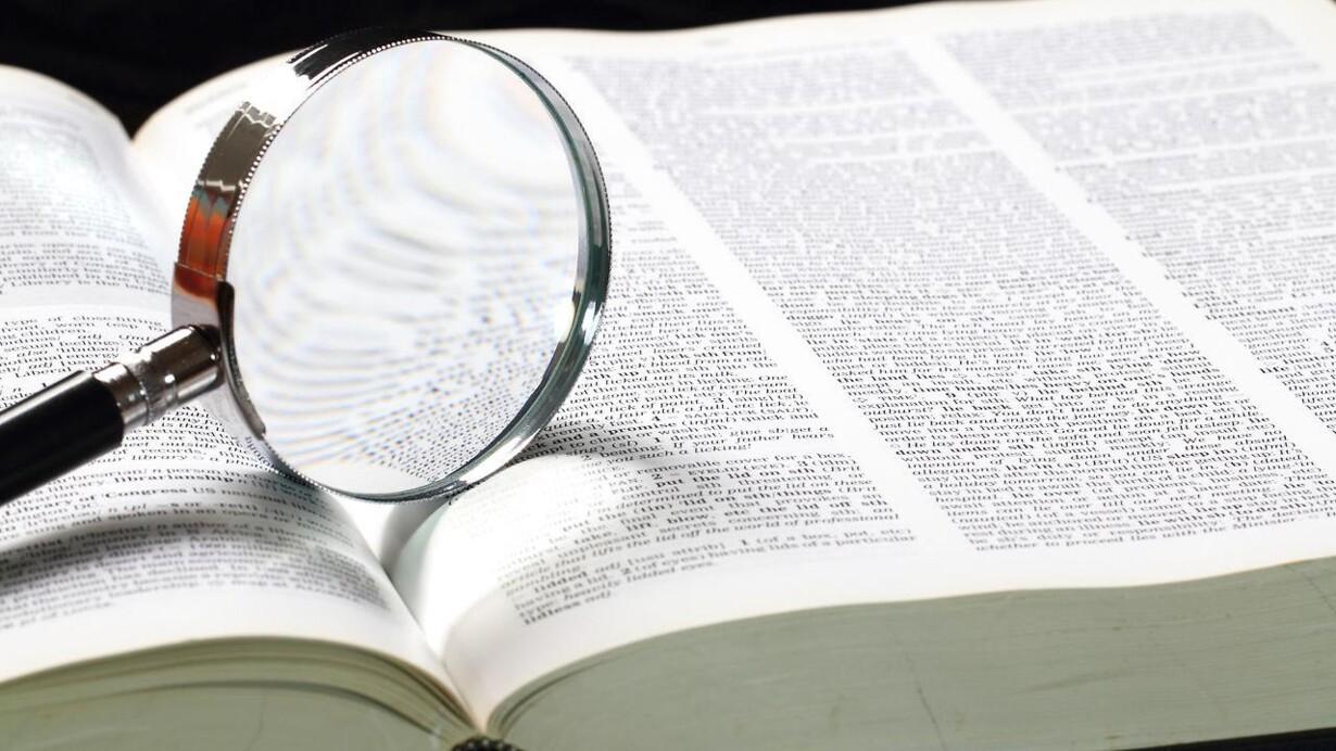 ordet på gaden ordbog
