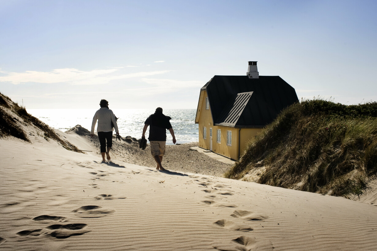 kan tyskere købe sommerhus i danmark