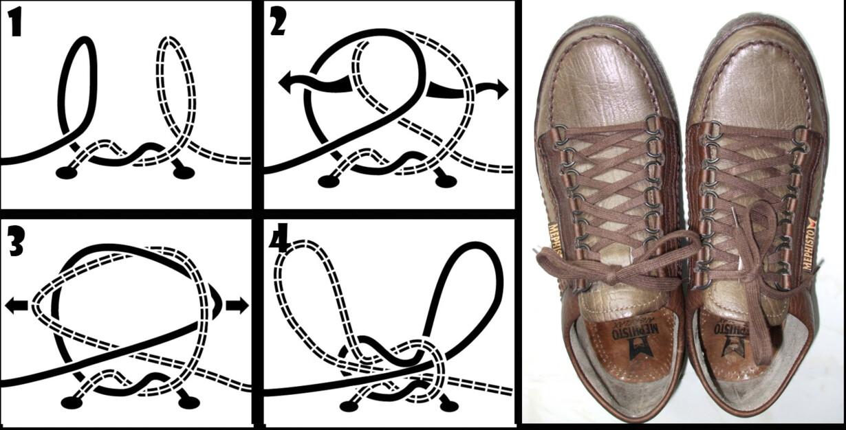hvordan binder man en sløjfe