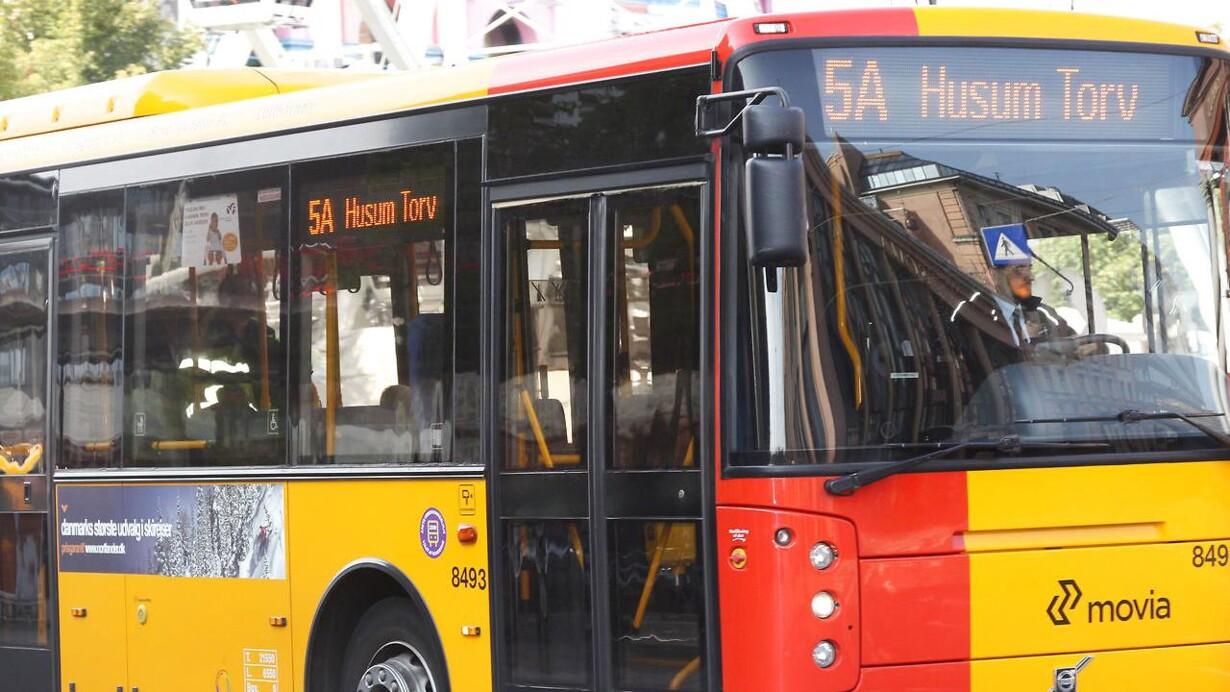 Kør op bus sf