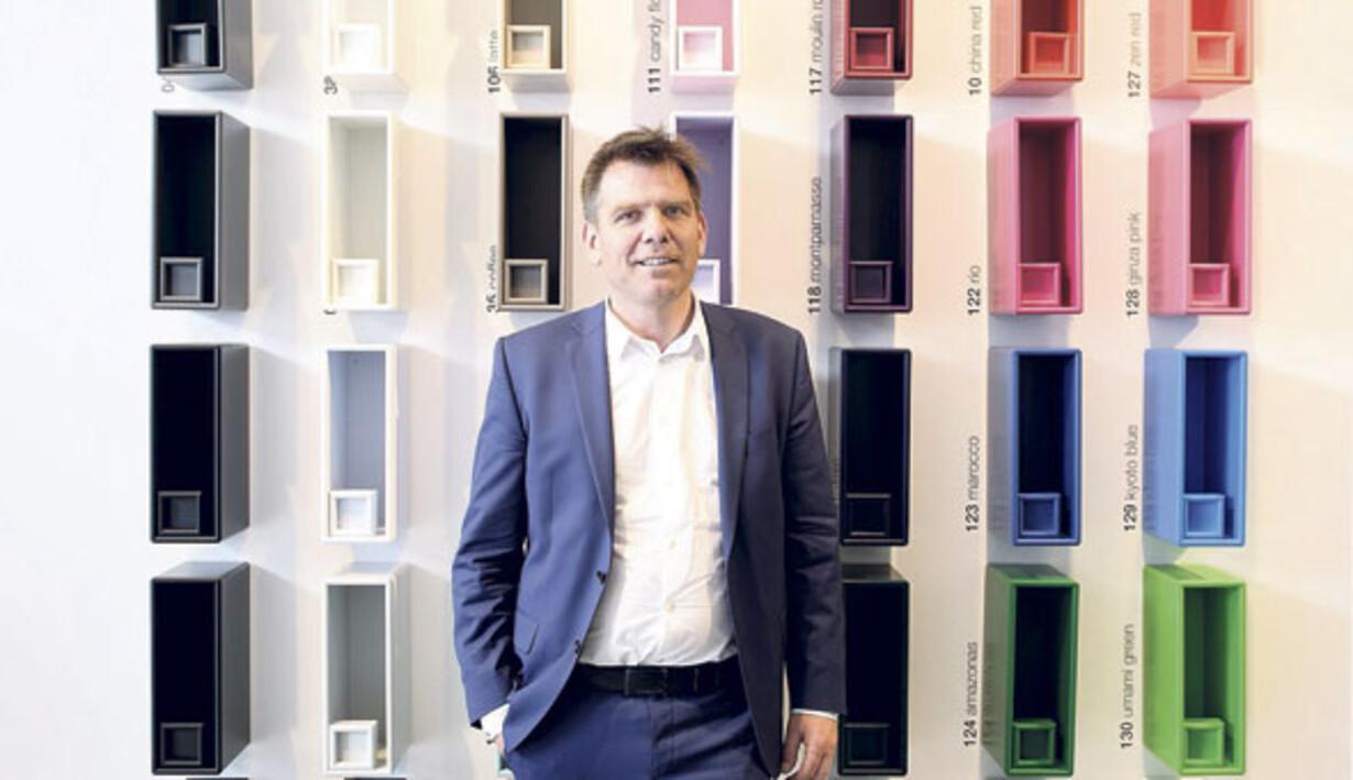 Interview med direktør Joakim Lassen om Montanas nye farver