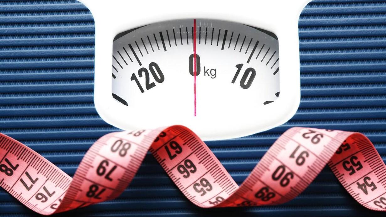 når vægttabet går i stå
