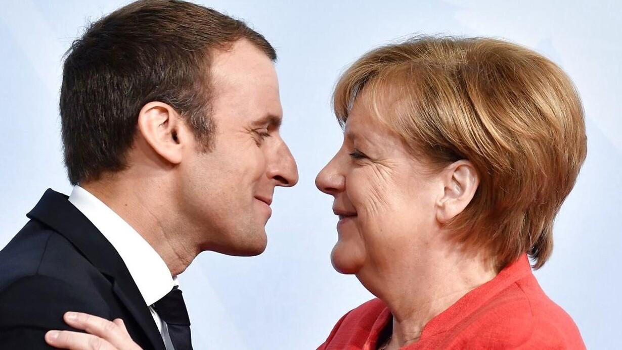 Merkel historisk tysk kansler
