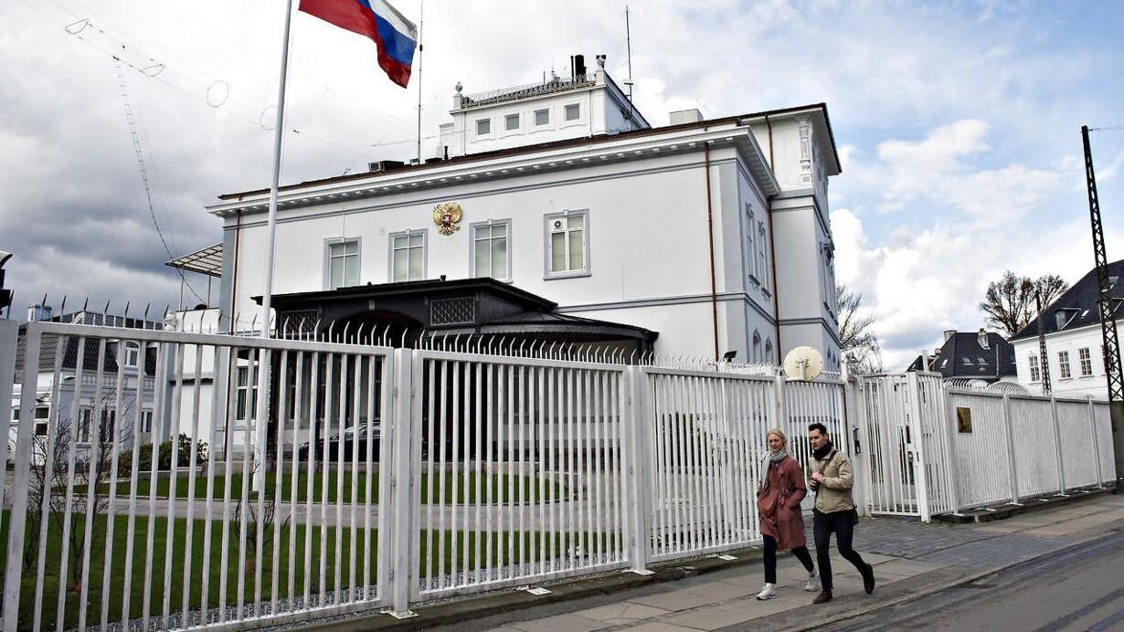 den tyrkiske ambassade visum