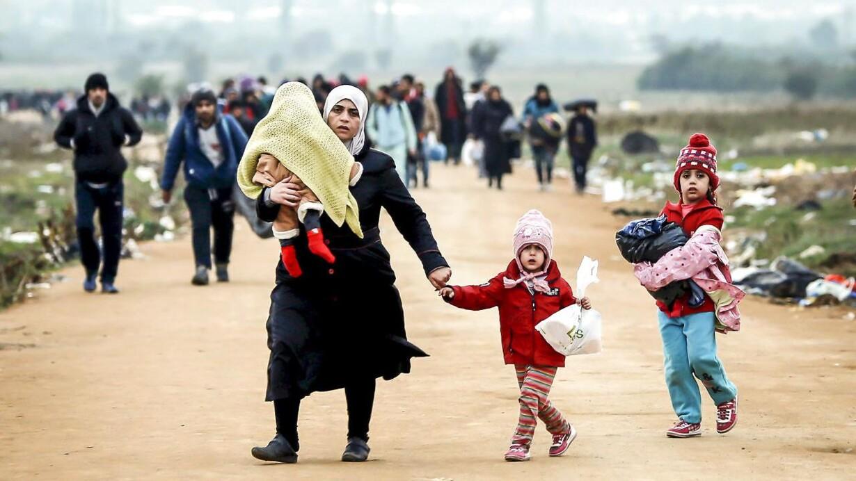 spørgsmål til flygtninge