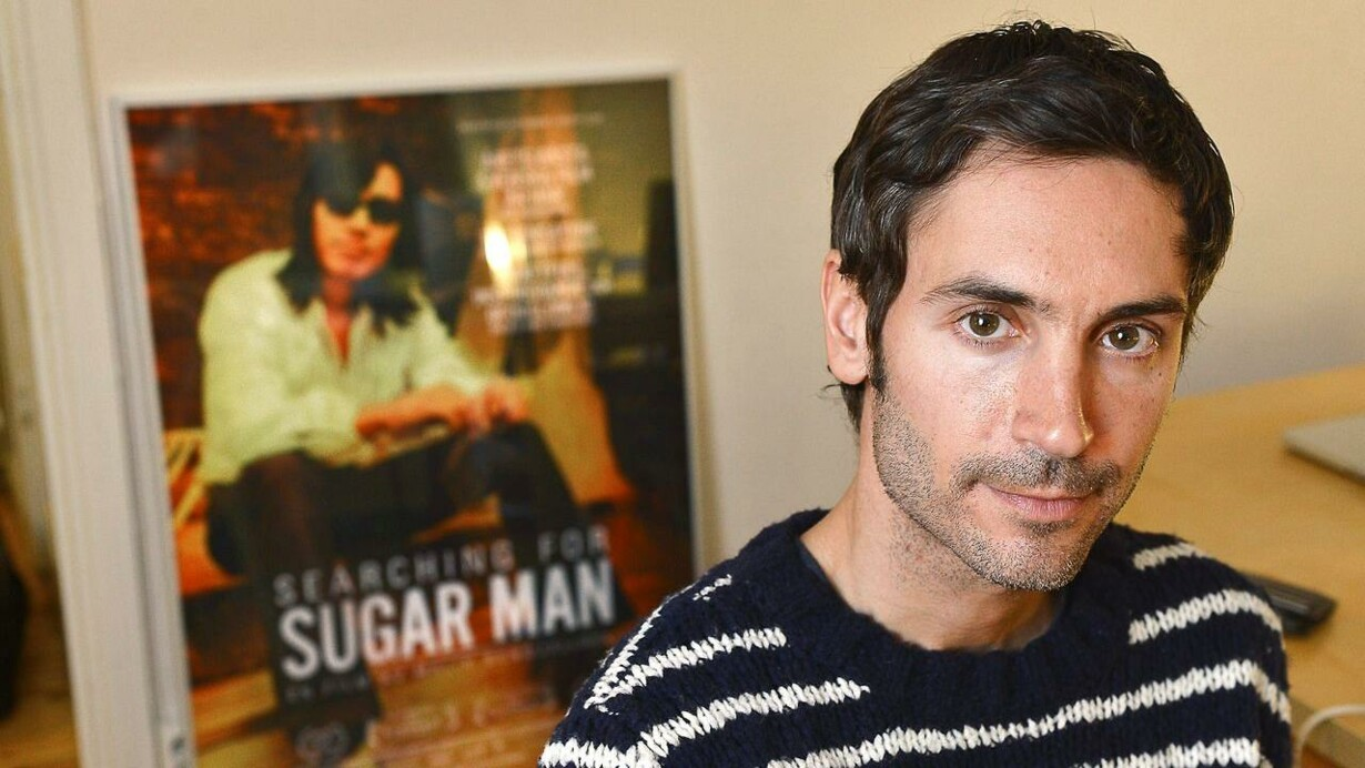 Malik Bendjelloul instruerede dokumentarfilmen »Searching for Sugarman« d6ec29b8d74af