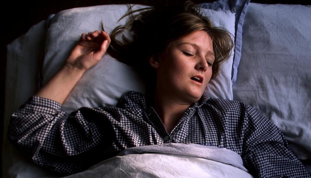 jeg er begyndt at snorke