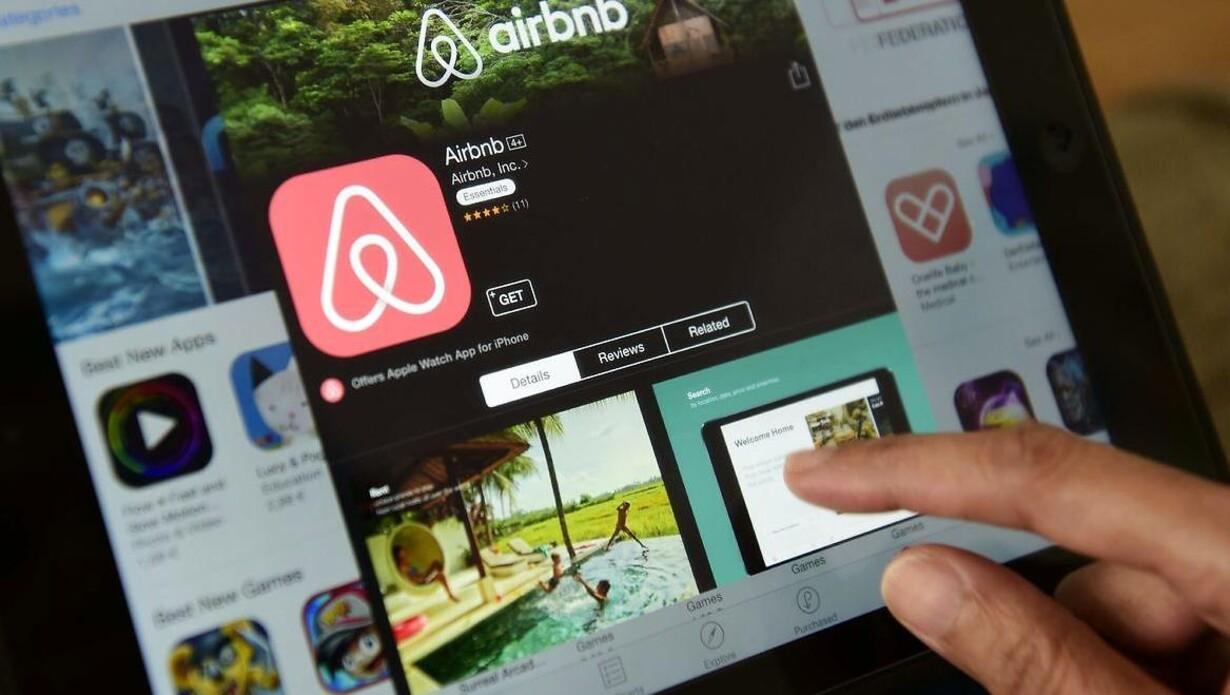 hvordan kontakter man airbnb