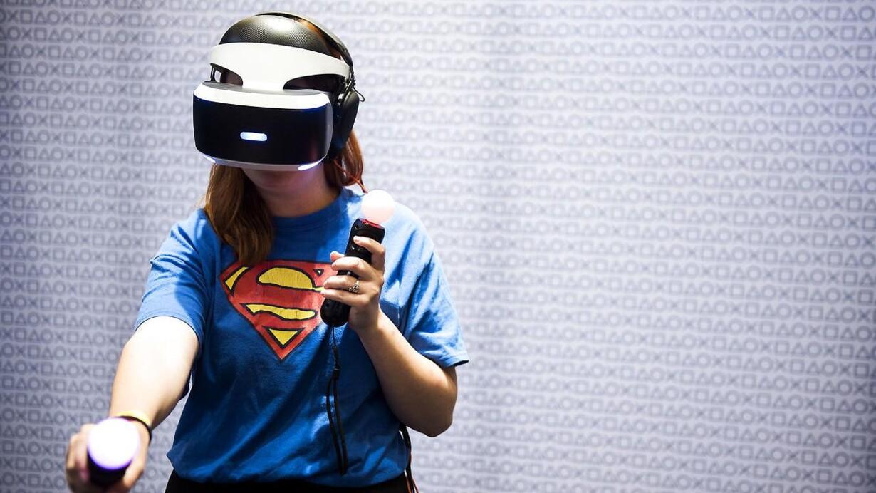 8313a57bb9a9 Kæmpe dyk i salg af VR-briller