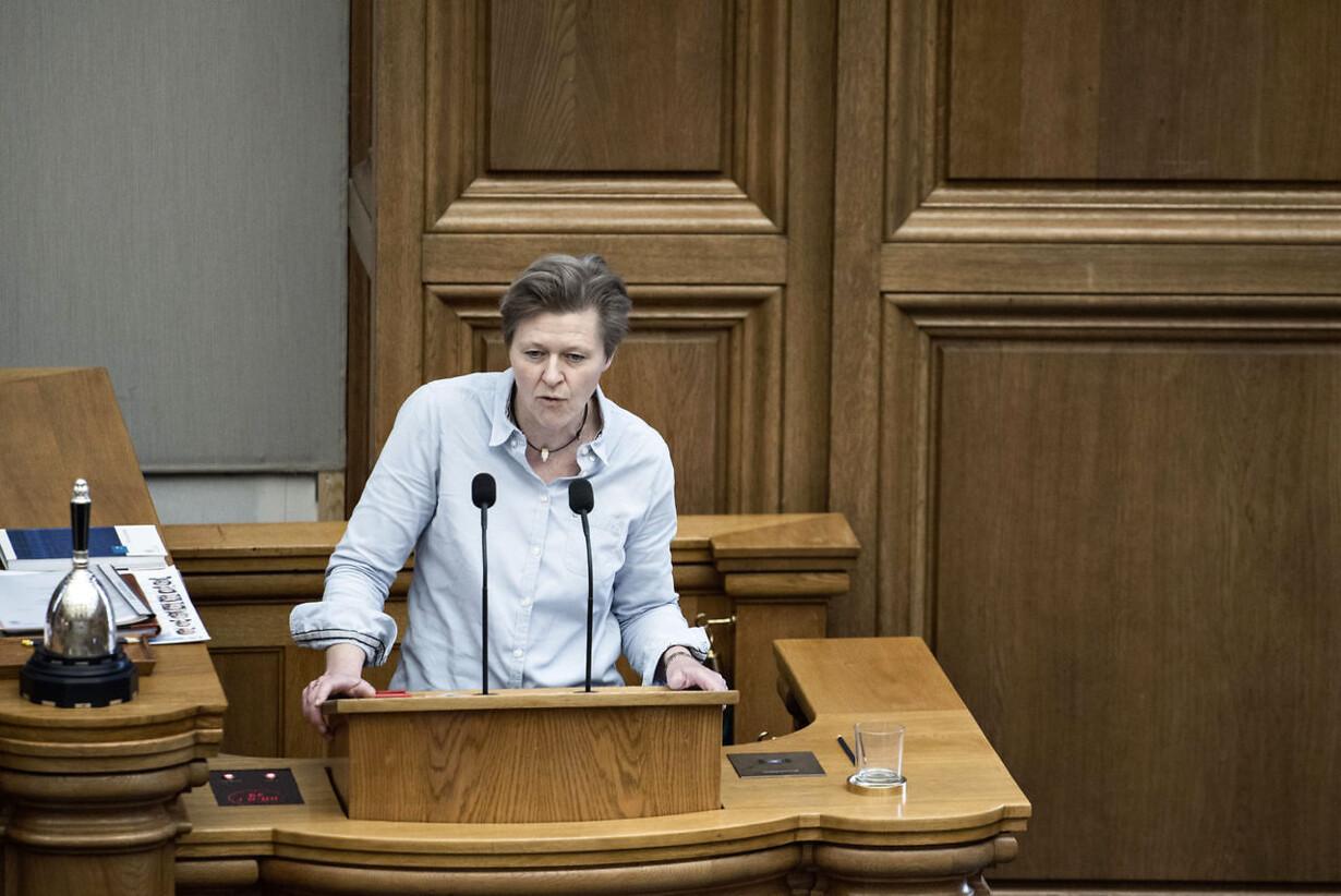 Støjberg i samråd om Exitcirklen Røde partier vil have klarhe