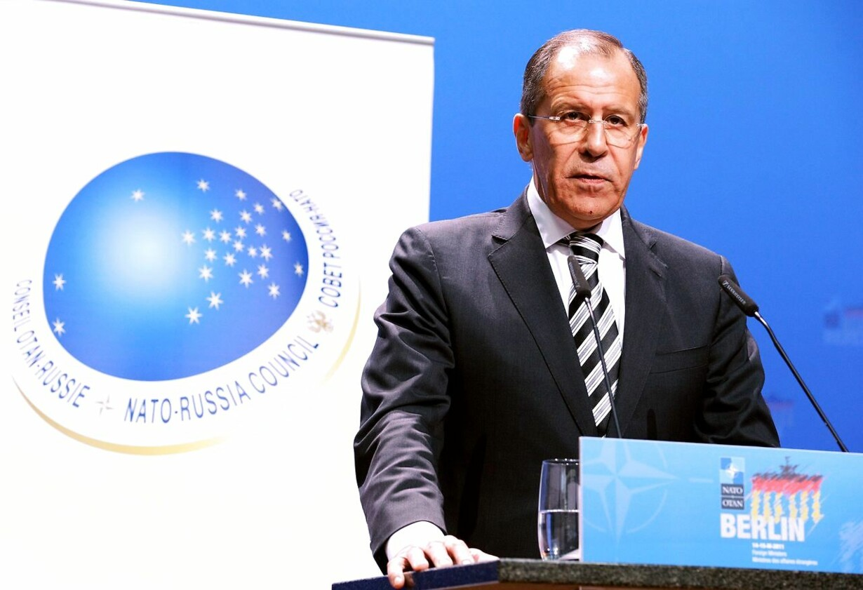 GERMANY NATO FOREIGN MINISTERS MEETING