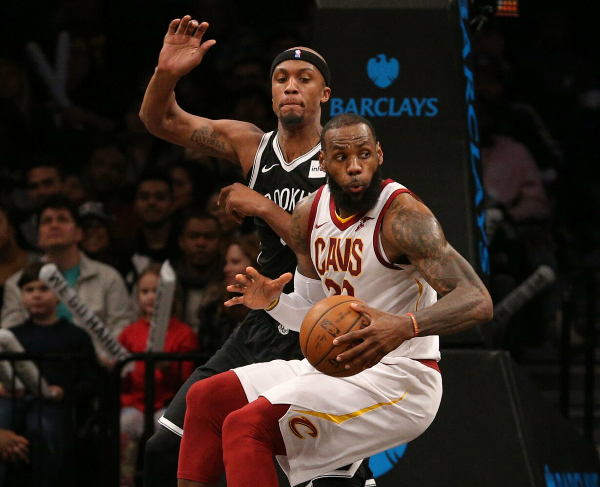 NBA: Cleveland Cavaliers at Br