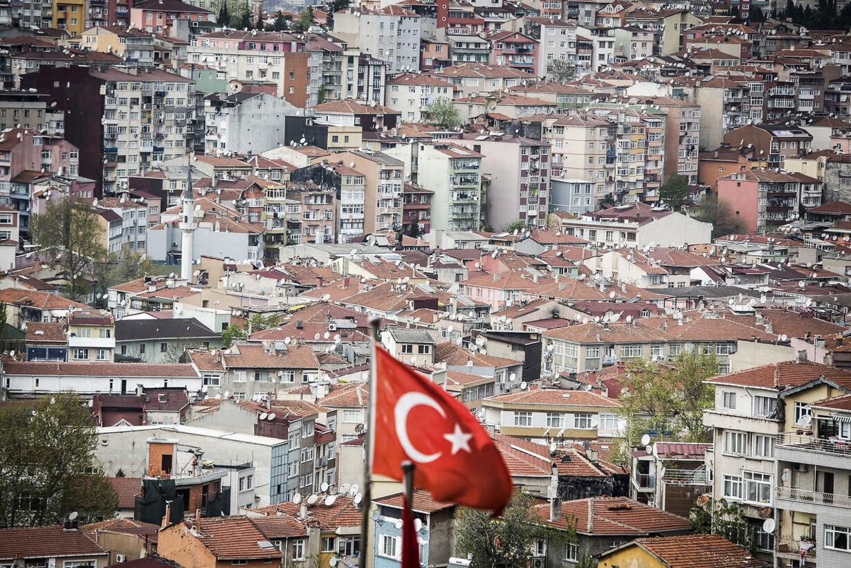 Hverdag i Tyrkiet