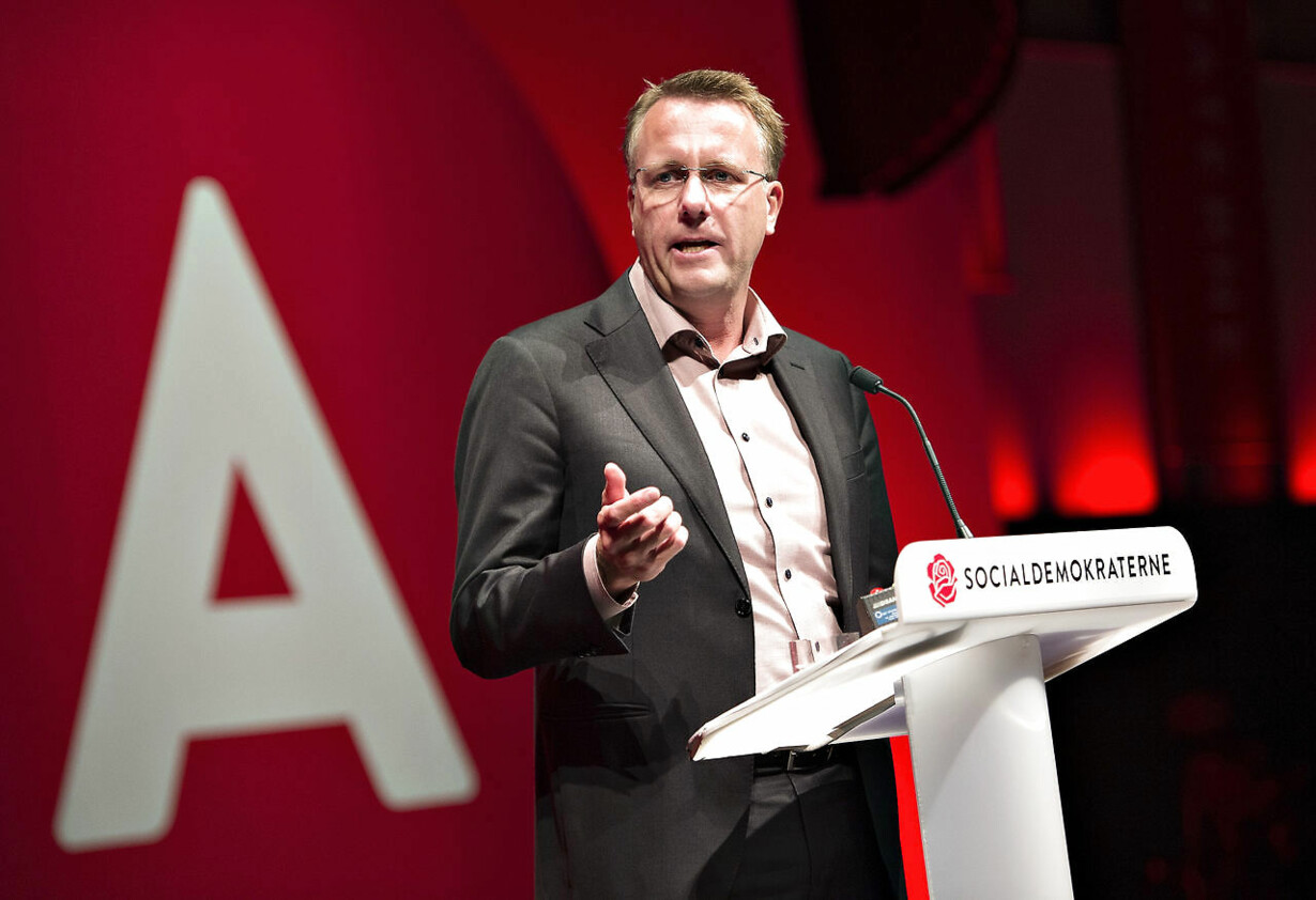 Socialdemokraterne Kongres 2014