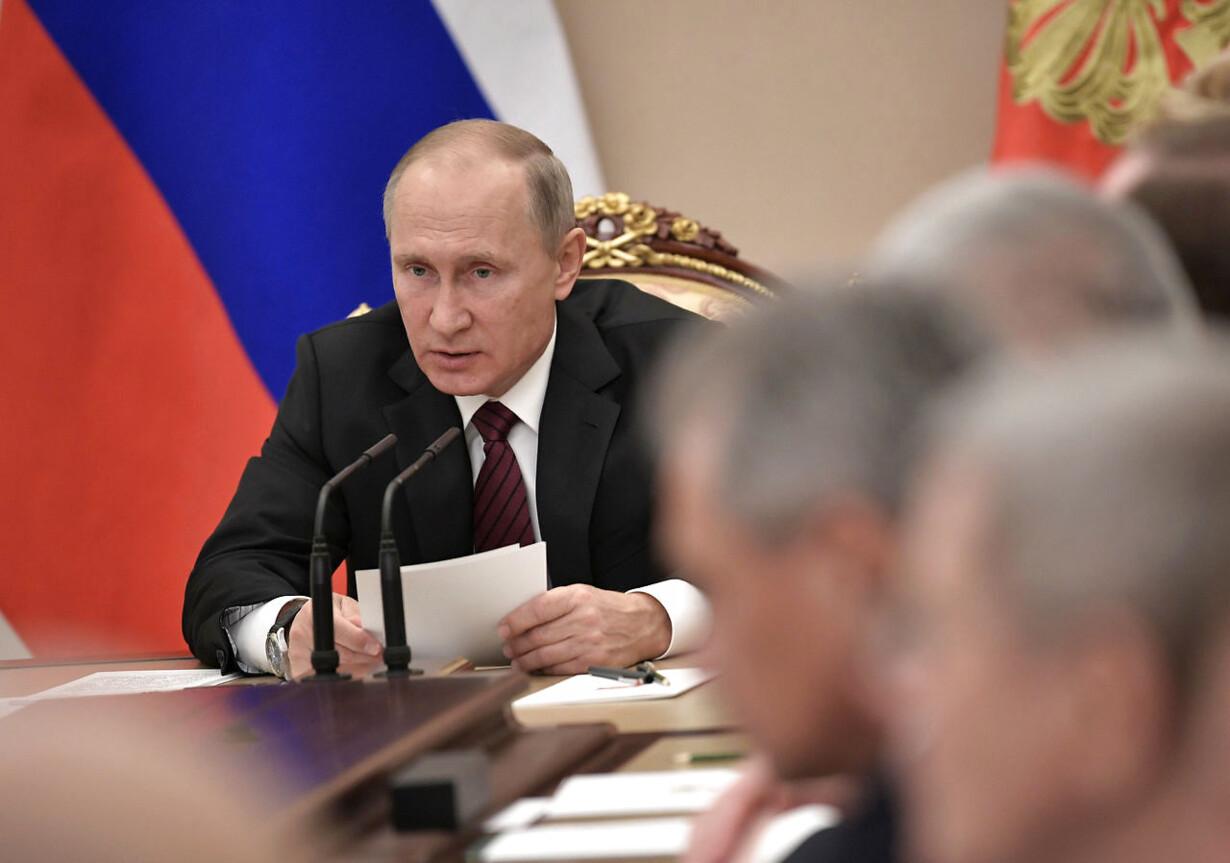 CYBER-ATTACK/RUSSIA-PUTIN