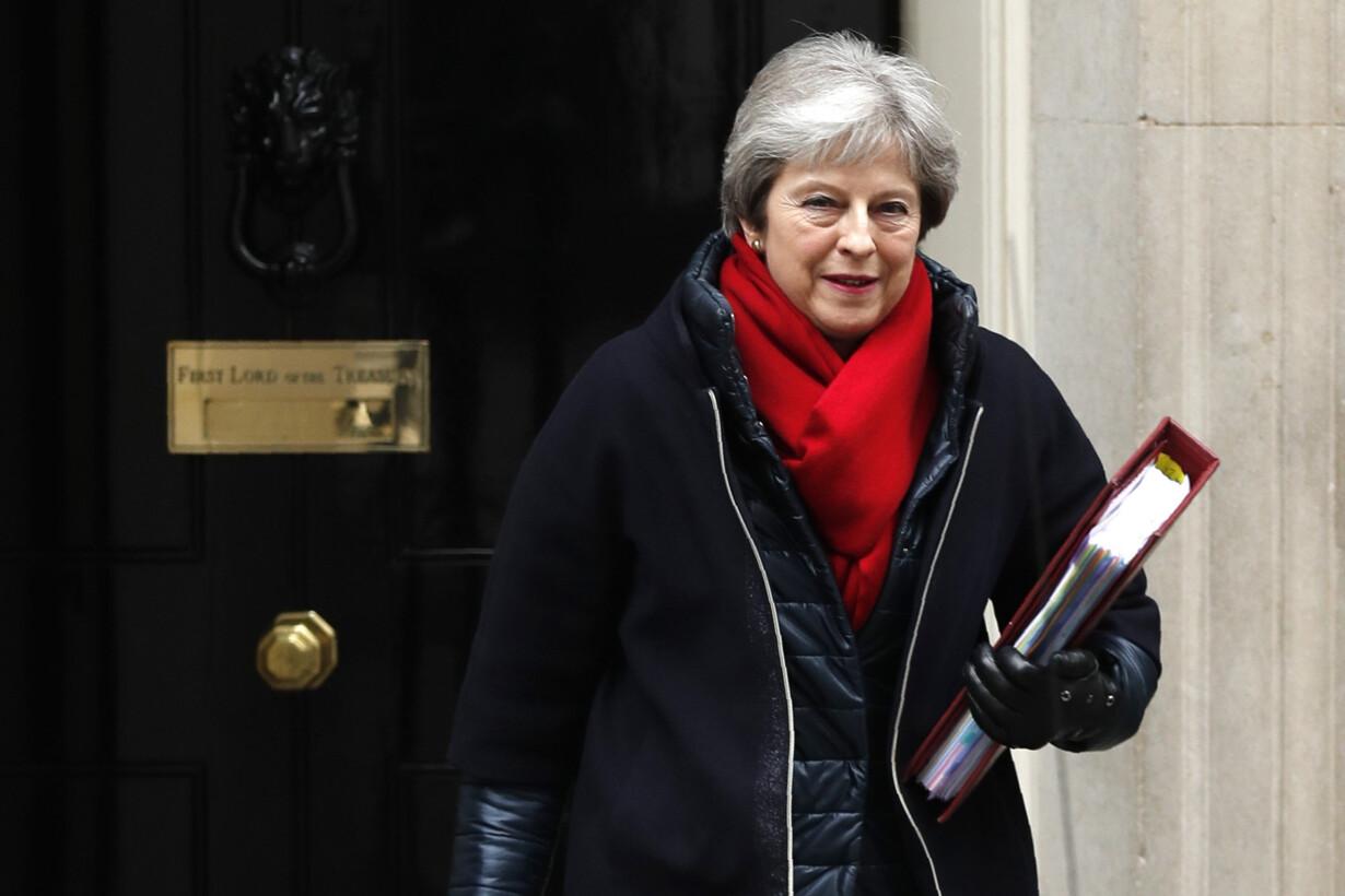 BRITAIN-POLITICS - 20180221140