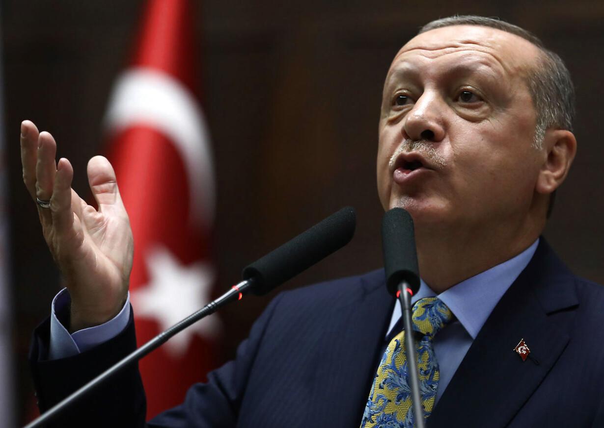TURKEY-AK-PARTY-MEETING
