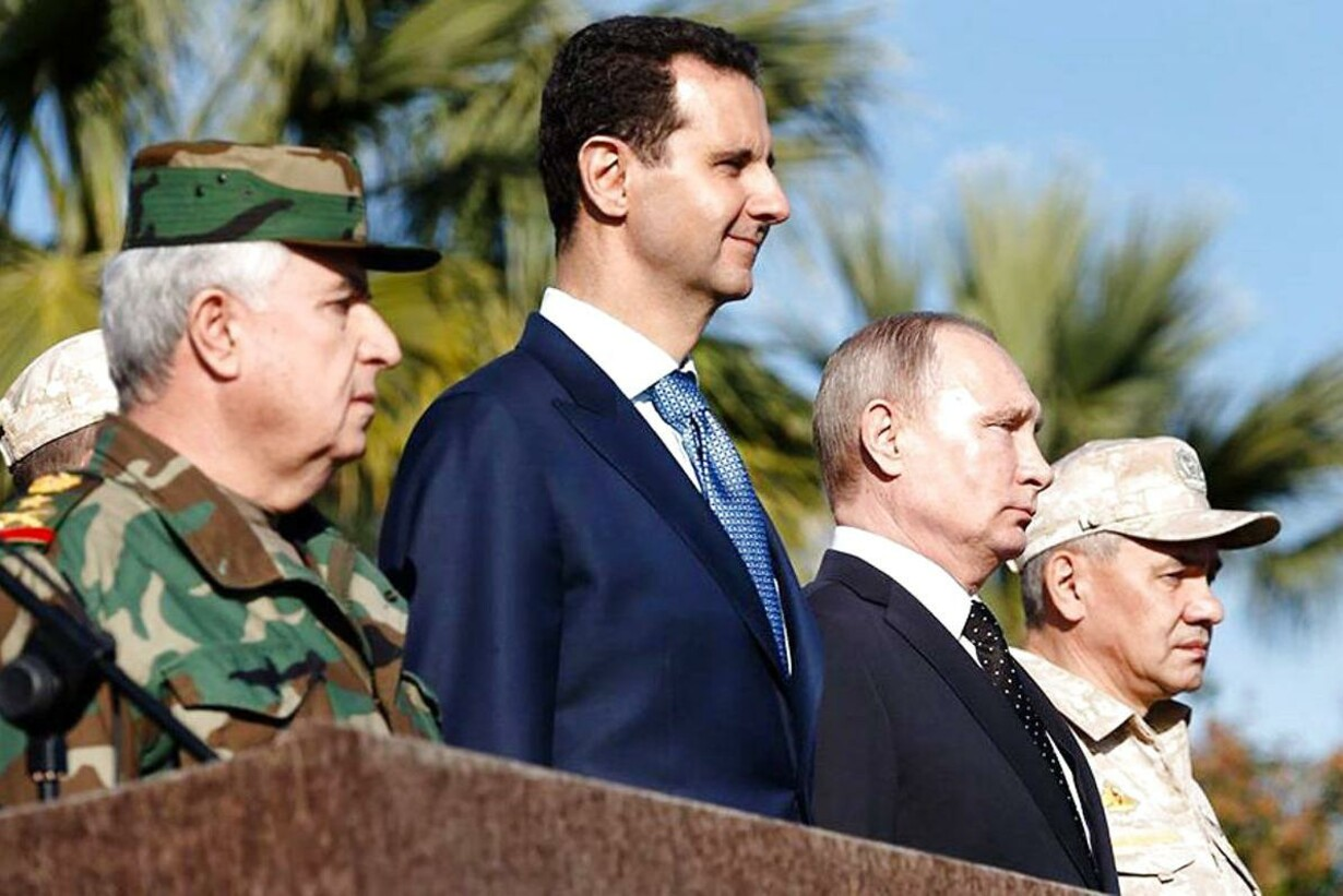 SYRIA-RUSSIA-DIPLOMACY-CONFLICT