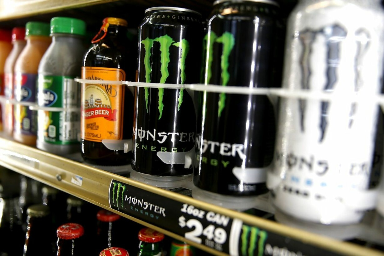 US-COKE-BUYS-MINORITY-STAKE-IN-MONSTER-ENERGY-DRINK-COMPANY