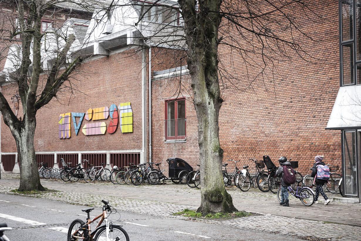 Topfoto blågård skole