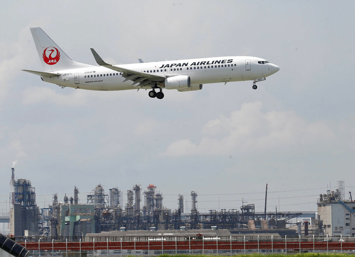 ASIA-AIRLINES/JAPAN AIRLINES