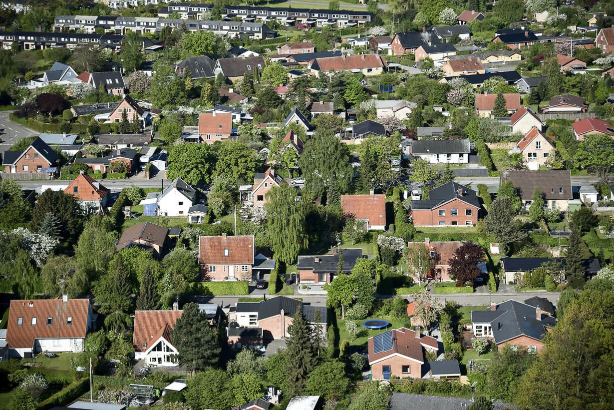 Månedlige boligudgifter Danskernes boliger er nu 3142 milliarde