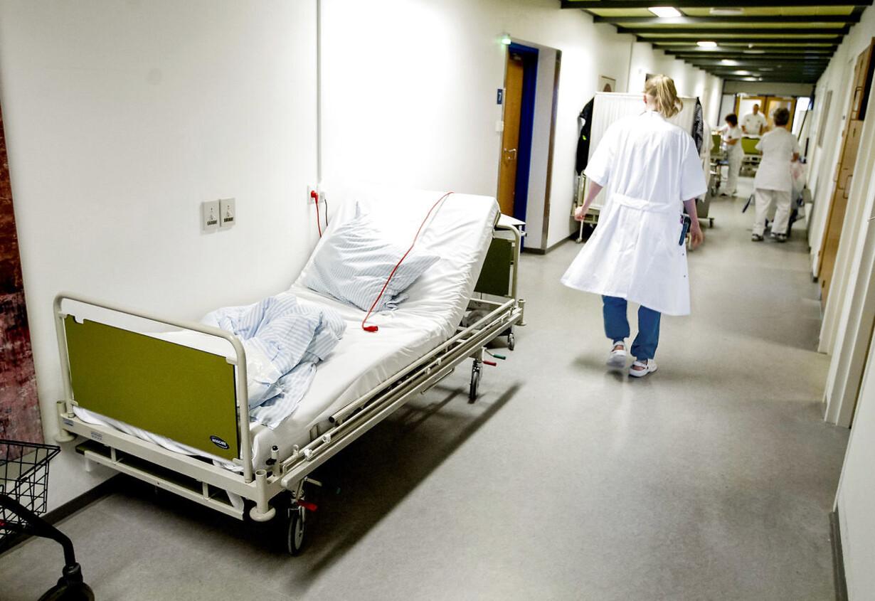 sygehus Lægers bijob frygtes at ramme patienterne Overbelægnin